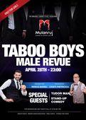 Taboo Boys - Male Revue