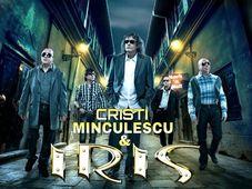 Cristi Minculescu & IRIS live in Underground