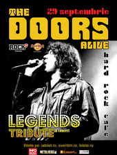 Concert The Doors Alive