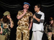 "Teatrul Coquette: ""Colonelul si pasarile"