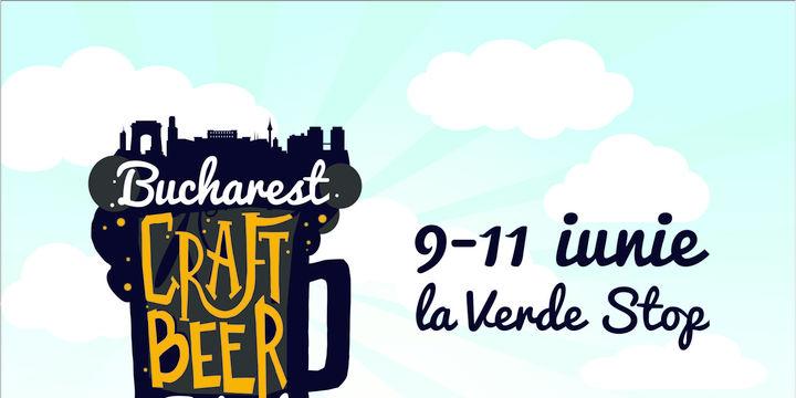 Bucharest Craft Beer Festival editia a doua