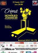 """Teatrul Rosu: """"Crimă la Howard Johnson"""""""