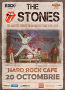 """Concert """"The Stones"""" tribut The Rolling Stones"""