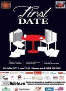 """Teatrul Rosu: """"First Date"""""""