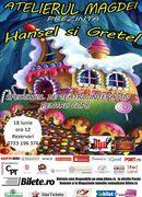 """Teatru pentru copii: """"Hansel și Gretel"""""""