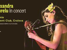 Alexandra Usurelu in concert la Craiova