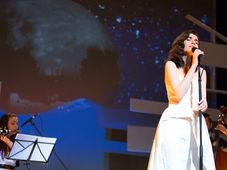Alexandra Usurelu cu band live si Muse Quartet la Buzau