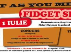 Concurs Spinner Fidget