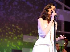 Alexandra Ușurelu în concert la Vama Veche