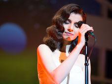 Alexandra Ușurelu în concert la Tulcea
