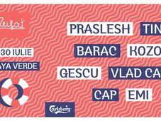 Musai presents: tINI, Praslesh, Barac, Kozo, Gescu, Cap, Vlad Caia, Emi
