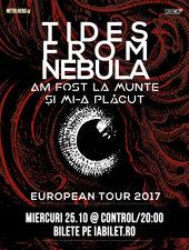 Concert Tides From Nebula si AFLMSMP