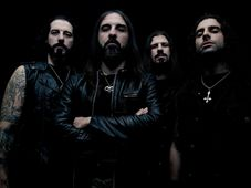 Rotting Christ - Thy Mighty Contract set, live la Cluj Napoca