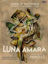 Luna Amara : concert si lansare de videoclip