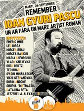 Concert Remember Ioan Gyuri Pascu