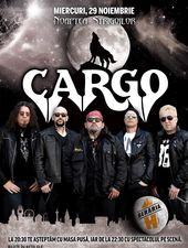 Concert Cargo #NoapteaStrigoilor