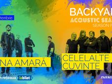 Backyard Acoustic Season: Luna Amara si Celelalte Cuvinte