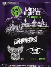 Winter Night in Fabrica part. III