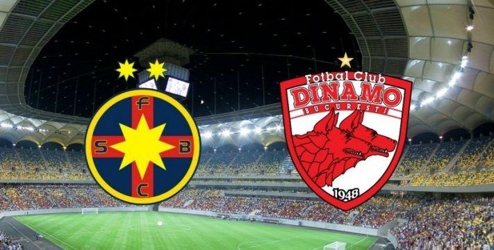 UEFAntasticii Stelisti si Spartanii de la Dinamo se infrunta in cel mai asteptat meci demonstrativ al anului