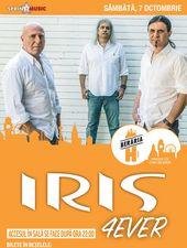 Concert IRIS 4Ever la Berăria H