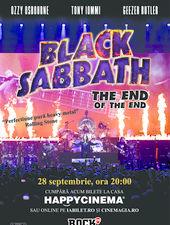 Concert Black Sabbath – The End Of The End