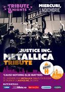 METALLICA TRIBUTE W/ JUSTICE INC. (IT) @ TRIBUTE NIGHTS