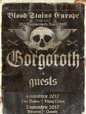 GORGOROTH live la Cluj Napoca