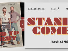 BEST OF STAND UP COMEDY cu Bobonete, Dita, Rait si Vancica