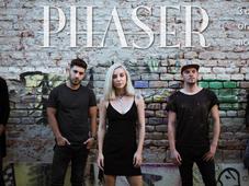 "PHASER – Concert si lansare single ""Alerg"""