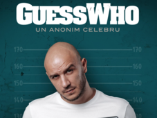 Concert lansare album: Guess Who - Un Anonim Celebru (Iași)
