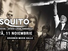 Concert Bosquito. Invitat special Ovidiu Lipan Tandarica