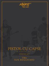 Pistol Cu Capse / Expirat / 01.11