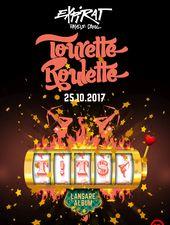 Tourette Roulette - lansare album T!T$ / Expirat / 25.10