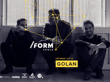 Golan - BT Live at /FORM SPACE