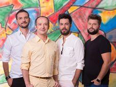 Supermarket - lansare de album la Cinema PRO