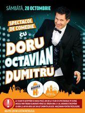 Spectacol de Comedie cu Doru Octavian Dumitru