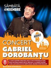 Concert Gabriel Dorobanțu la Berăria H