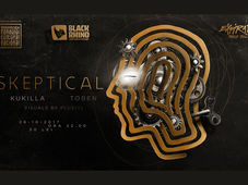 Black Rhino Music pres. Skeptical (UK) / Expirat / 26.10