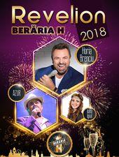 Revelion 2018 la Berăria H cu Brenciu, Azur