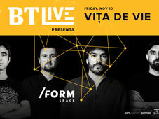 Vita de Vie - BT Live  at /FORM Space
