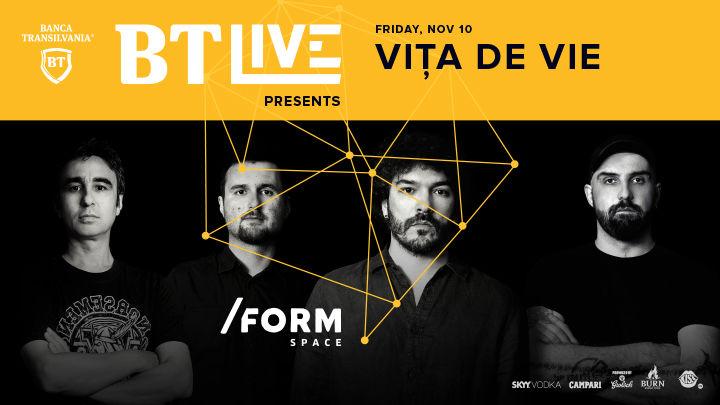 Vita de Vie - BT Live  at /FORM Space