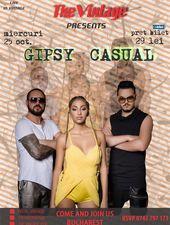 Concert Gipsy Casual la Vintage Pub
