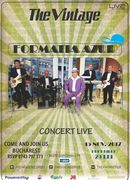 Concert Azur la Vintage Pub