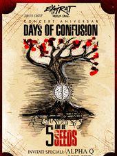 Days Of Confusion / Expirat / 28.11