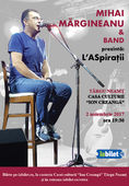 """Turneu """"L' ASpiratii"""": Mihai Margineanu la Targu Neamt"""
