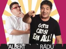 LIVE Comedy Show cu Radu Pietreanu si Albert Cremene