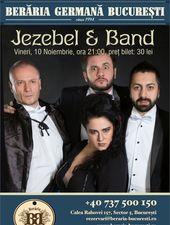 Concert Jezebel & Band