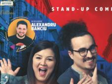 Stand-up comedy cu Maria si Mincu