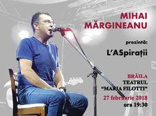 """Turneu """"L' ASpiratii"""": Mihai Margineanu Braila"""