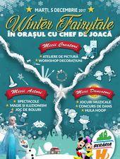 Winter Fairytale în Orașul cu Chef de Joacă